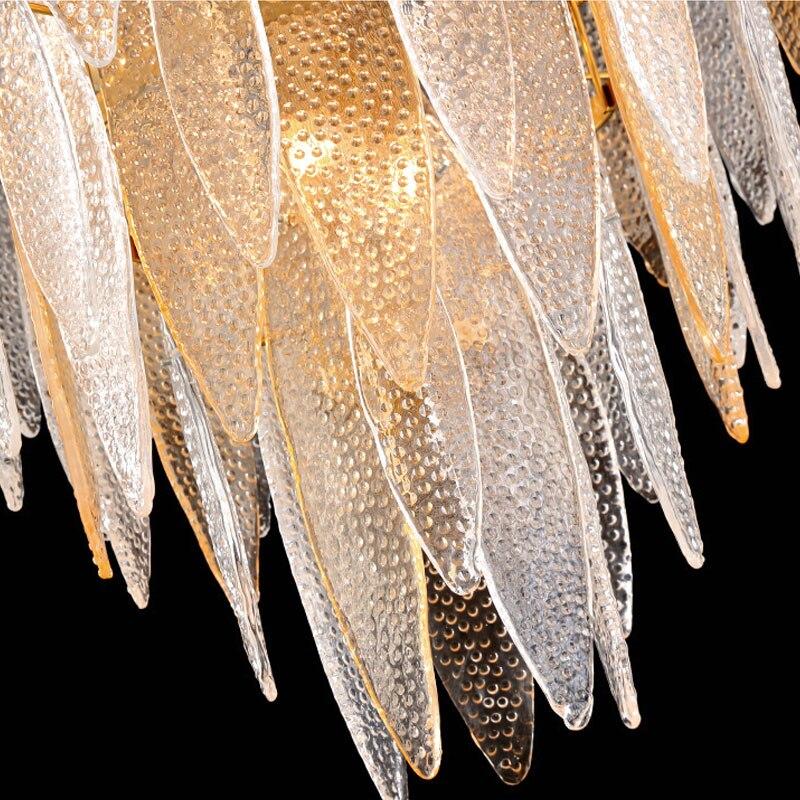 luzes pingente de vidro luminarias nordic luxuoso 04