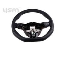 Black Piano and with grey Stitch Multifunction Steering Wheel w.Paddle for VW GTI Golf Jetta CC Passat 5C0 419 091 3C8 419 091