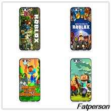 Minecraft Soft TPU Phone Case For Huawei P30 P30Lite P8 P9 P9Lite 2017 ROBLOX Back Cover Case For Huawei P10 P10Lite P20 P20Lite(China)