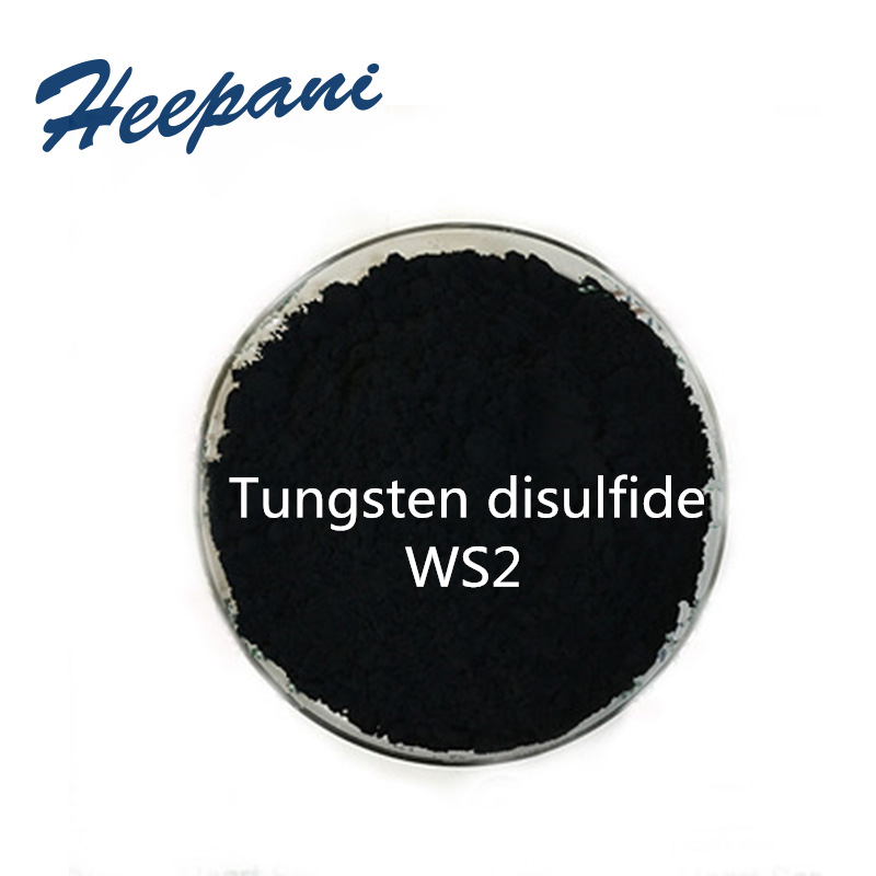 Free Shipping Tungsten Disulfide Superfine WS2 Powder With 99.9% Purity For Lubrication Material