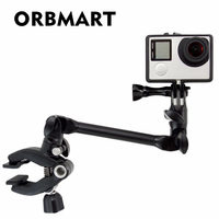 ORBMART 360 Adjustment Playing Instrument Music JAM Mounting Bracket Holder Support For Gorpo SJCAM Xiaomi Sport