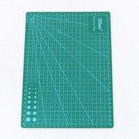 30cm X22cm Pvc Rectangle Self Healing Cutting Mat Tool A4 Craft Dark Green