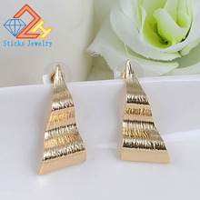 Fashion statement earrings Geometric For Women Hanging Earrings Stund Earing modern Jewelry