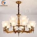 CHARLESLIGHTING подвесной светильник E27 Новые Классические постсовременные американские светильники для гостиной спальни современное освещение ...