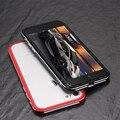 Original ljy espada pro + 2 para iphone 7 4.7 polegadas de alumínio quadro bumper híbrido cor design ultra fino para iphone7 i7