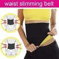 1PCS Hot Woman Tummy Trimmer Slimming Belt Waist Trimmer Fitness Belt Fat Burning Fitness Corset Body Shaper Wear