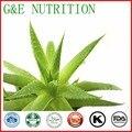 GMP Fabricante de alimentação 100% Natural Aloe Vera Extrato Em Pó