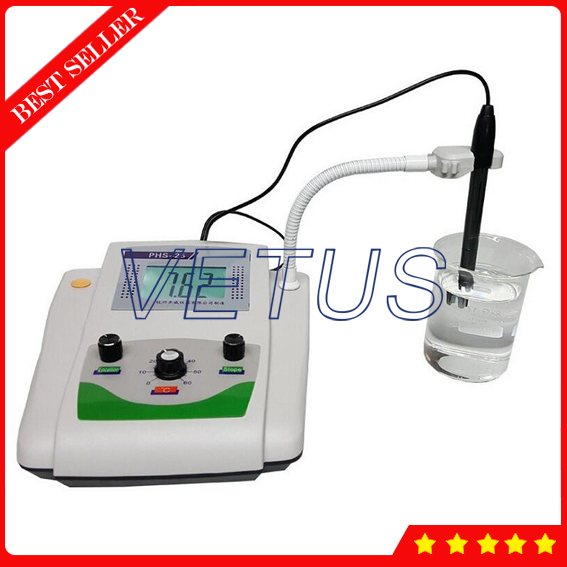 PHS-25 Portable digital ph tester PH Meter For Milk