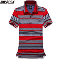 Brand Clothing MEN Casual Striped Polo shirt Men Short-sleeve camisa masculina Shirts Fashion Summer MXC0286