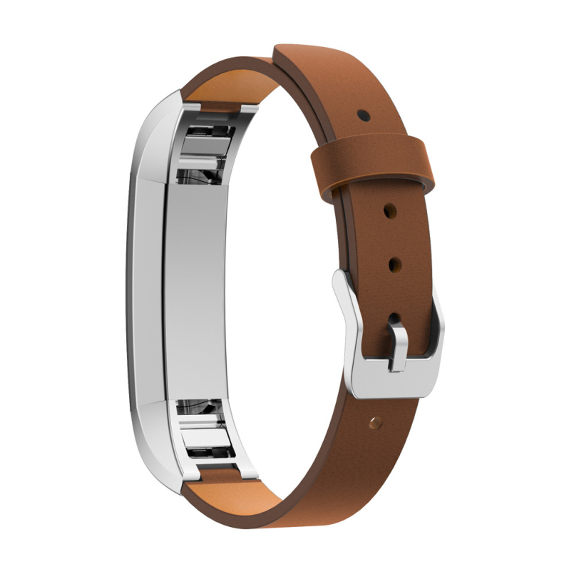Excellent Quality 2016 New Replacement Luxury Genuine Leather Band,Replacement Strap Bracelet For Fitbit Alta Tracker