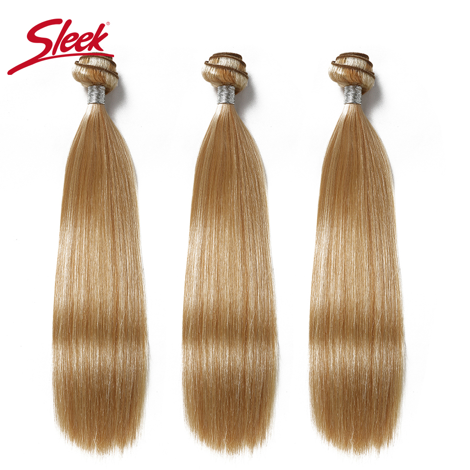 Sleek Virgin One Piece Free Shipping Honey Double Drawn Indian Mink Silky Straight Human Hair Weave