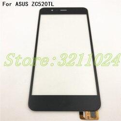 100% testowane 5.2 cali dla Asus Zenfone 3 Max ZC520TL X008D Digitizer ekran dotykowy Panel czujnik szklana soczewka w celu uzyskania w Panele dotykowe do telefonów komórkowych od Telefony komórkowe i telekomunikacja na