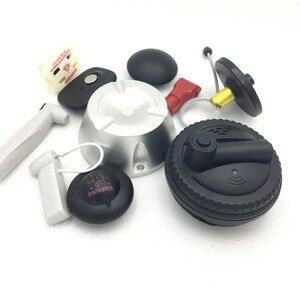 Image 4 - Cloth security tag remover universal  magnetic detacher 15000GS & 1 key hook detacher super eas detacher for RF8.2Mhz eas system