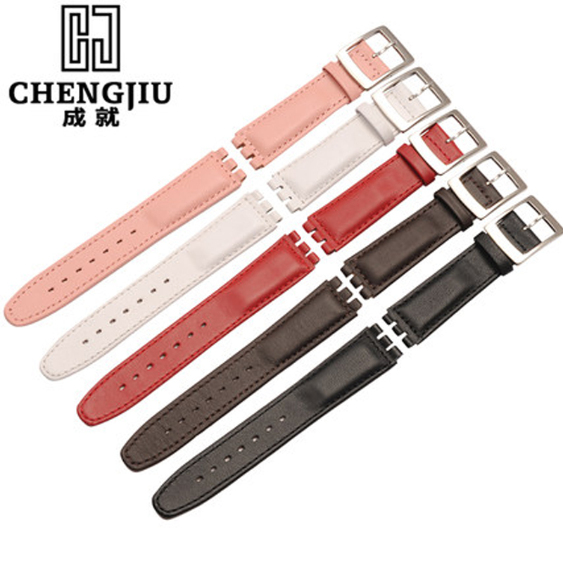 Watches, Parts & Accessories Jewelry & Watches Bracelet Cuir-étanche 17mm Highly Polished