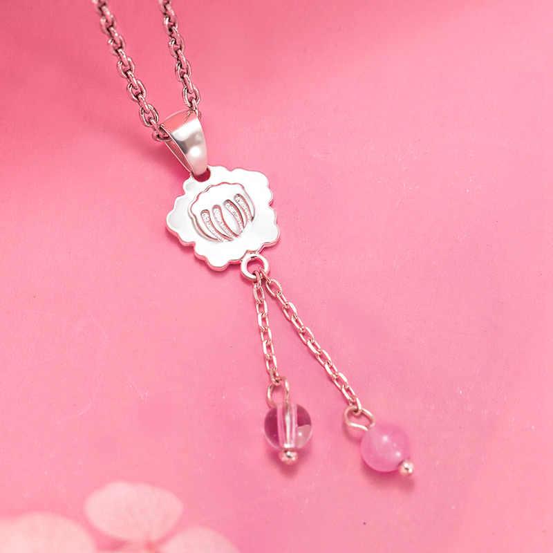 BLEACH Hitsugaya Toushirou Hyourinmaru Anime Ketting Hanger Anime 925 Sterling Zilver Cosplay Prop Gift N1