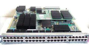 New Sealed WS-X6748-GE-TX= Catalyst6500E 48 port GigE Field-Upgradable Line Cards Free Shipping