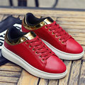 Outdoor Women Super star leather Casual Walking Flat shoes students couples shoes joker size 36-44 zapatos mujer chaussure homme
