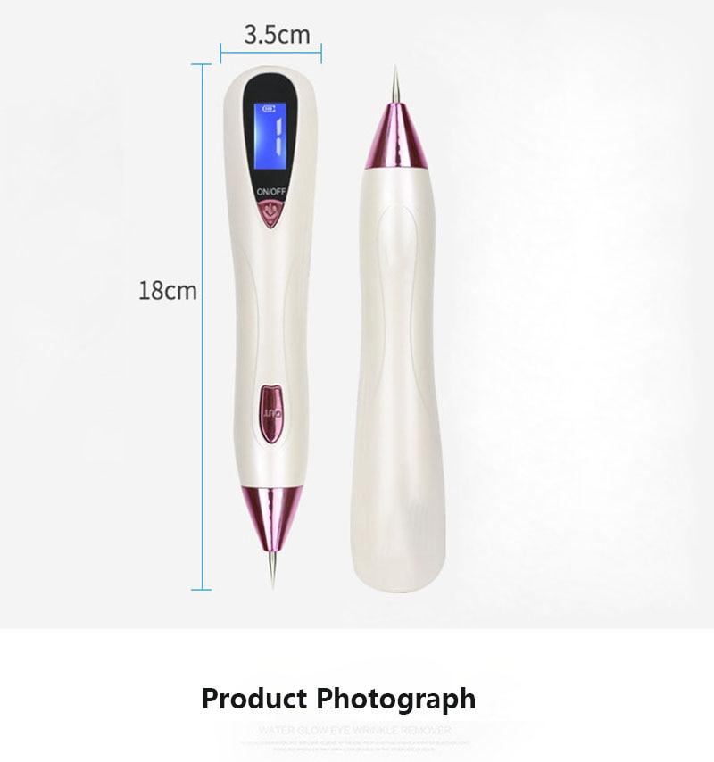 caneta verruga tag sarda remoção ferramenta plasma caneta cuidados com a beleza