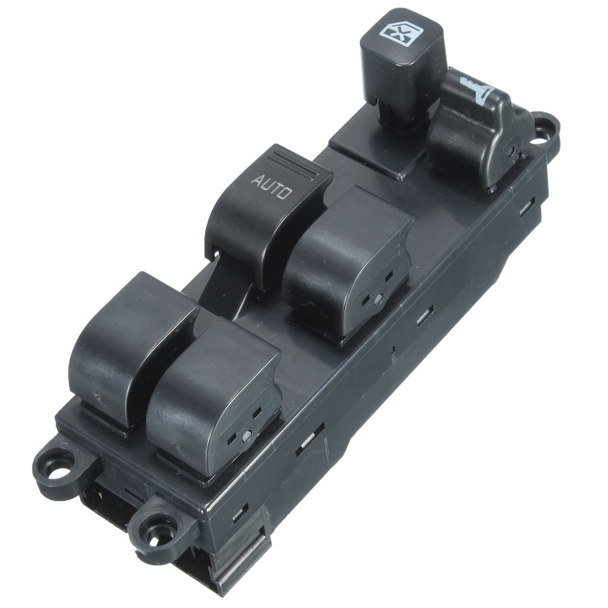 power window master control switch left front for nissan