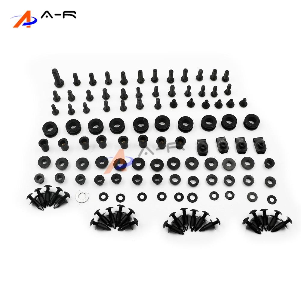 fairing bolts nuts fastener clips screws washer kit for suzuki gsxr gsx r 600 750 k8 gsxr600