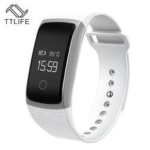 TTLIFE IP67 Водонепроницаемый плавание Смарт часы Поддержка шагомер Фитнес трекер сердечного ритма Мониторы Smart Браслеты для Xiaomi HTC