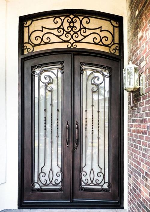 Metal Door Cost Iron Gate Designs For Main Door Luxury Wrought Iron Doors