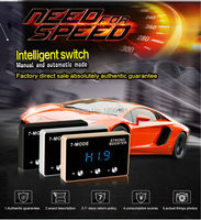 Car Strong Booster pedal case Electronic Throttle Controller for Ford Focus Mazda3 Mazda5 Mondeo S MAX Ecosport automotive parts