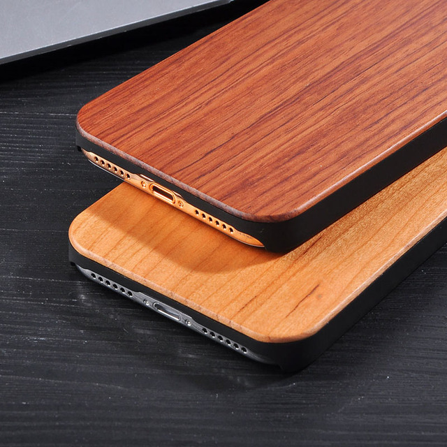 Solid Wood Case for iPhone 5