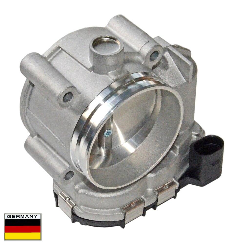 078133062C Boitier Papillon Pour Audi A4 A6 S6 A8 R8 Allroad 2.7L 3.2L 4.2L V6