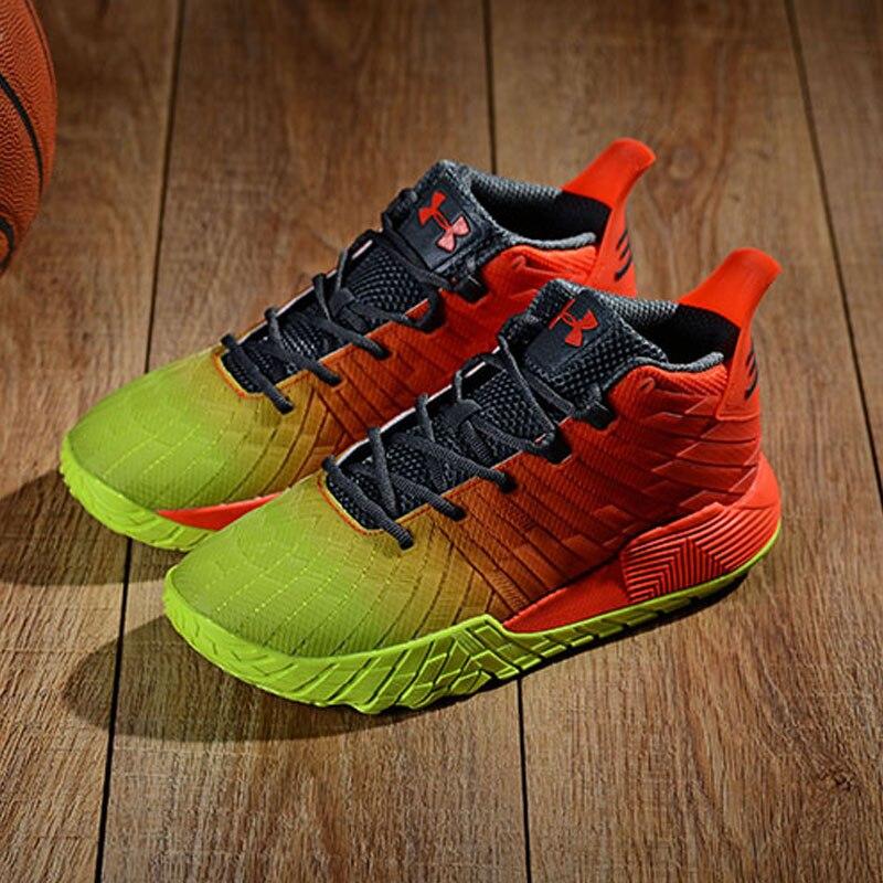 Nouveauté sous armure homme Curry 3 chaussures de basket Curry chaussure de sport zapatos de hombre extérieur coussin chaussures d'entraînement