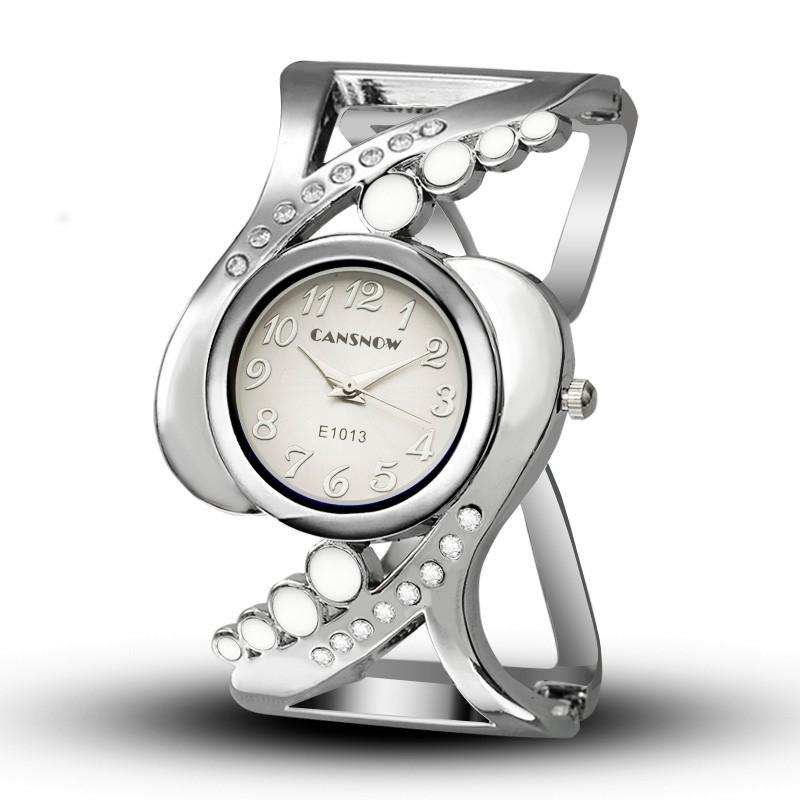 New design women bangle wristwatch quartz crystal luxury relojes rhinestone fashion female watches hot sale eleagnt mujer watch 11
