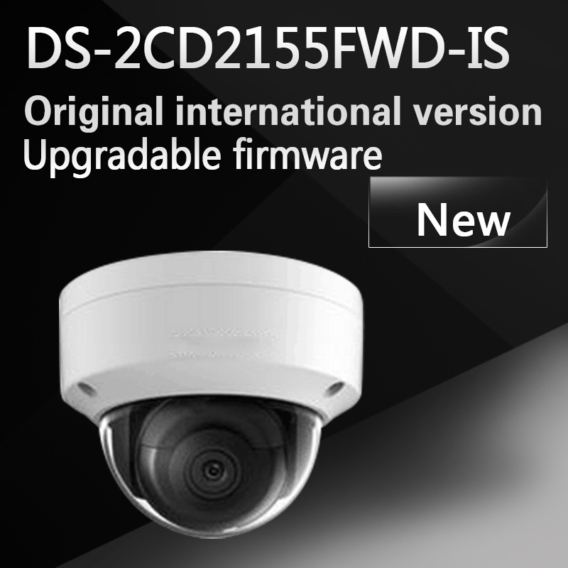 In stock english version Free shipping DS-2CD2155FWD-IS replace DS-2CD2155F-IS 5MP Network Dome Camera 120dB Wide Dynamic Range free shipping in stock new arrival english version ds 2cd2142fwd iws 4mp wdr fixed dome with wifi network camera