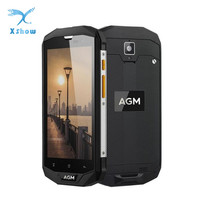 Original AGM A8 SE IP68 impermeable del teléfono móvil 5,0