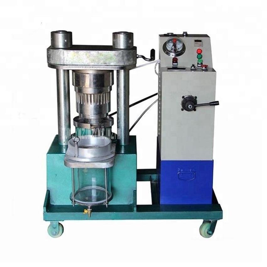 50kg/h Avocado Coconut Virgin Oil Extraction Machine Dry Raw Material Sesame Peanut Palm Oil Make Press Machine Sr-DH150STB 3