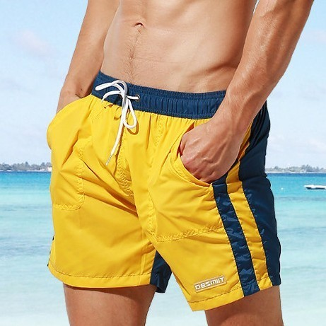 Quick Dry   Board     Shorts   Men Swimwear Mens Swimming   Shorts   Beach Surf Boardshorts Men Swim Wear Trunk Bath Suit Water Sport   Short