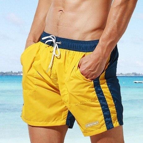 Ultrathin   Board     Shorts   Men Swimwear Mens Swimming   Shorts   Beach Surf Boardshorts Mens Swim Trunk Wear Bath Suit Water Sport   Short