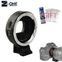 Viltrox EF NEX IV Auto Focus Lens Adapter for Canon EOS EF EF S Lens to Sony E NEX Full Frame A9 A7 A7II A7RII A7SII A6500 A6300