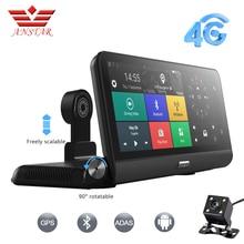 ANSTAR Pro 3G/4G Car DVR Camera GPS 8″ Android 5.1 FHD 1080P WIFI Video Recorder Dash cam Registrar Parking Monitoring Dual Lens