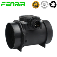 MAF Mass Air Flow Sensor for BMW E36 E38 E39 323i 328i 523i 528i 728 i iL 323is 323ti 328is M3 Z3 5WK9600 13621703650 5WK9600Z Air Flow Meter     -