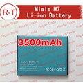 Mlais Bateria Brand New Original 3500 mAh Li-ion Mlais M7 M7 bateria de Substituição para Mlais M7 M7 e Mlais mais Inteligente telefone