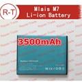 Mlais Mlais M7 M7 Batería Original a Estrenar 3500 mAh Li-ion batería de Repuesto para Mlais M7 y M7 más Inteligente Mlais teléfono