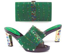 แอฟริกันรองเท้าและกระเป๋าอิตาลีชุดรองเท้าจับคู่กับกระเป๋าTH16-40รองเท้าแต่งงานแอฟริกันและชุดกระเป๋าแฟชั่นรองเท้าส้นสูงผู้หญิงรองเท้า