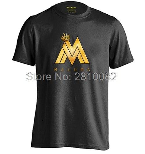 Maluma Reggaeton Singer Mens Amp Womens Custom T Shirt Casual T Shirt In T Shirts From Mens