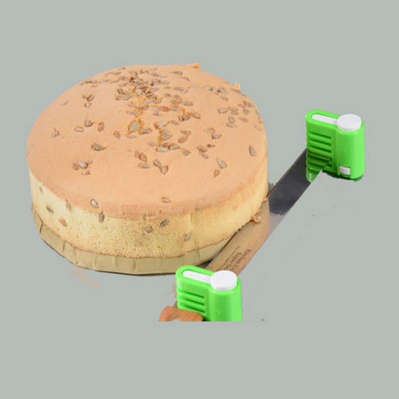 1pcs/pack  Adjustable Cake Slicer Tool Fixed Position 5 Layers  Fixator Kitchen Accessoires Bakeware Backing Pastry Tool