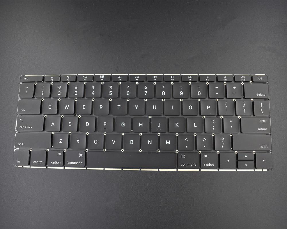 Keyboard FOR New OEM font b Apple b font font b Macbook b font 12 Retina