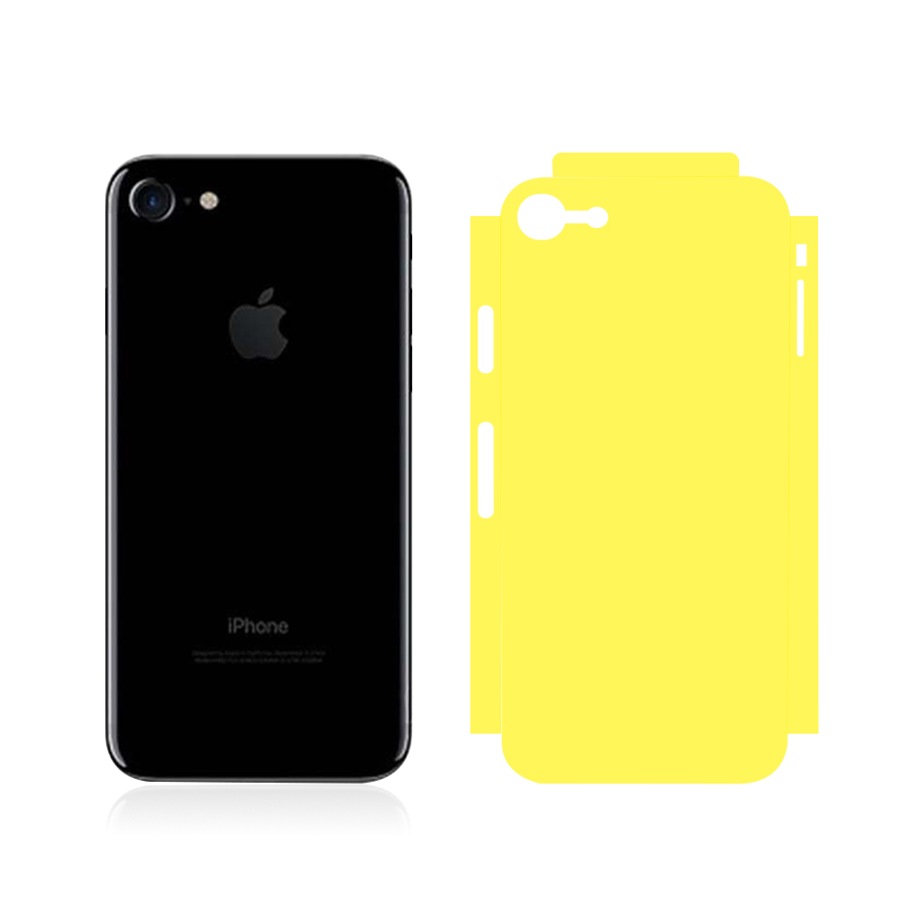 Full Coverage Back Screen Protector for iPhone 7 7 plus