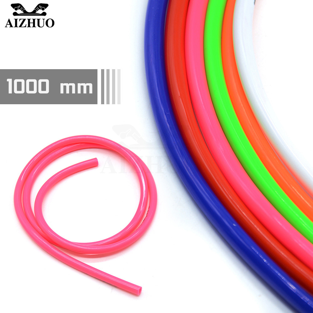 Motorcycle Fuel Hose Fuel Line Gas Oil Delivery Pipe For YAMAHA YZF-R15 YZF600 R1 R6 R6S USA VERSION XJ6 DIVERSION XP500 XP530