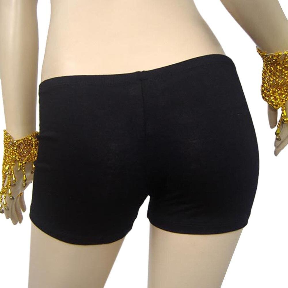 ✔  Женщины йога шорты спортивные безопасности нижнее белье танец живота узкие леггинсы 14 цветов на отк ①