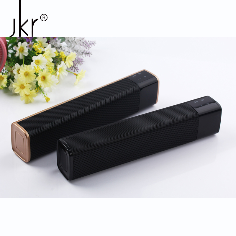 Jkr Soundbar Hoparlor 20w Powerful Mini Music Wireless Bluetooth Speaker Blutooth Portable For Phone Blue Tooth Player Sound Box