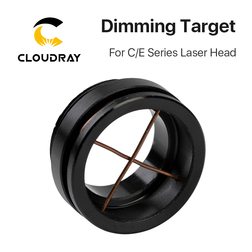 Cloudray Laser Path Calibrating Device Light Regulator Alignment Kit For E Or C Series Laser Head CO2 Laser Cutting Machine
